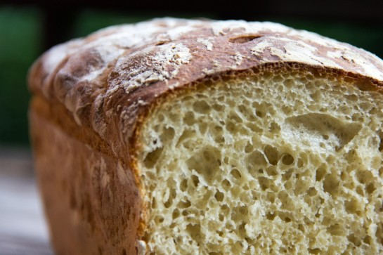Two-Hour No-Knead Bread
