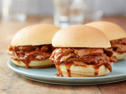Slow Cooker Georgia Pulled Pork Barbeque
