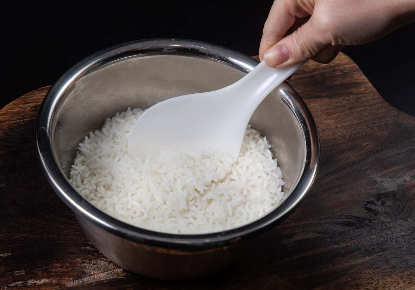 Instant Pot Pot in Pot Rice