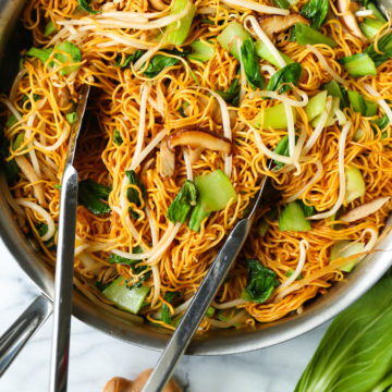Easy Chow Mein
