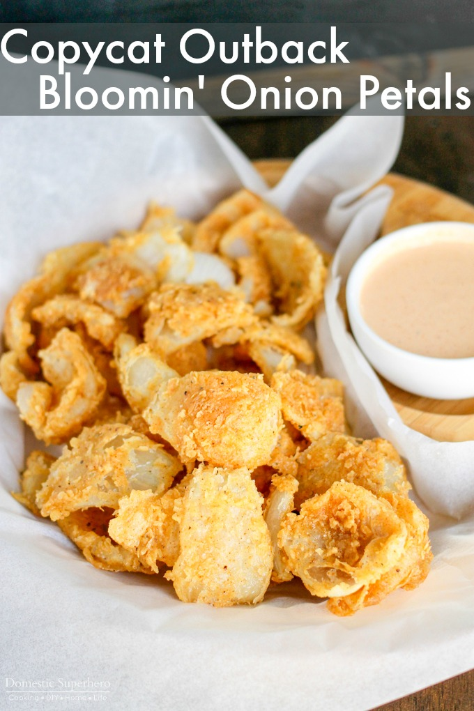 Outback Bloomin' Onion Petals
