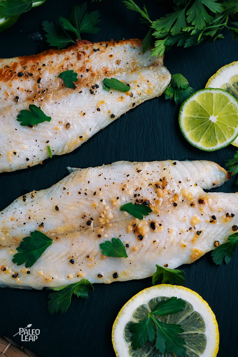 Lemon And Garlic Tilapia Recipe