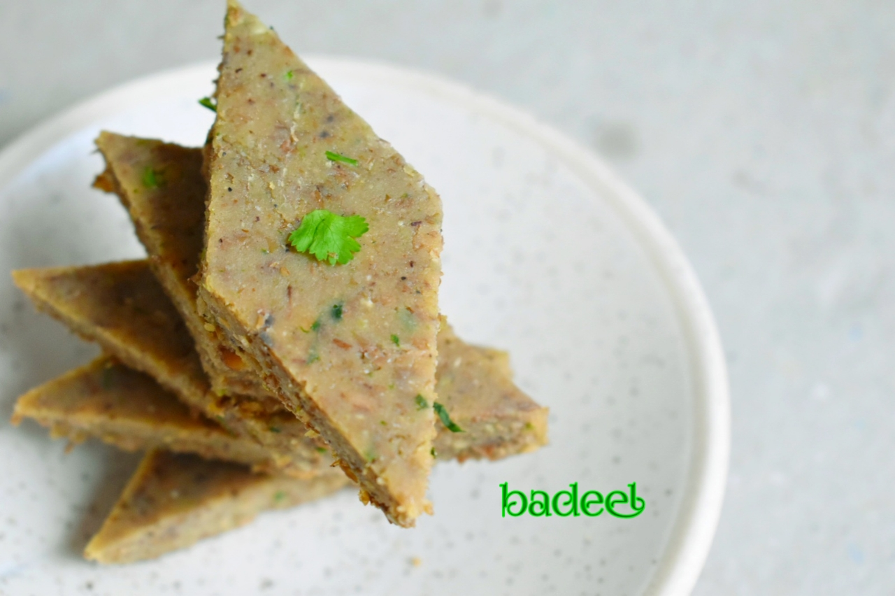 Badeel Recipe | How to make Kamuan Badeel?