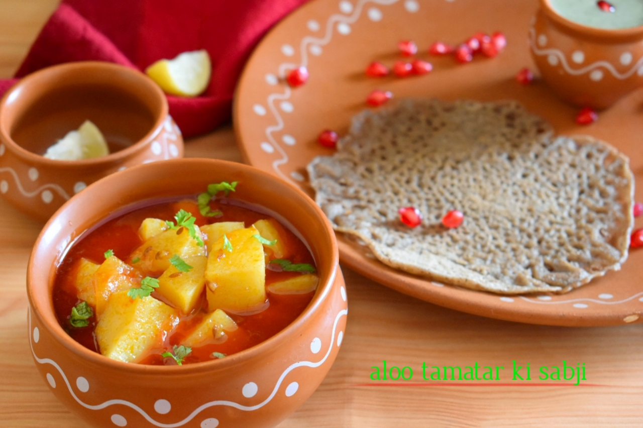 Aloo ki Sabji for Fast | Potato Curry Recipe