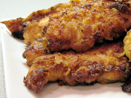 Caribbean Jerk Chicken Tenders Recipe - (4.4/5)
