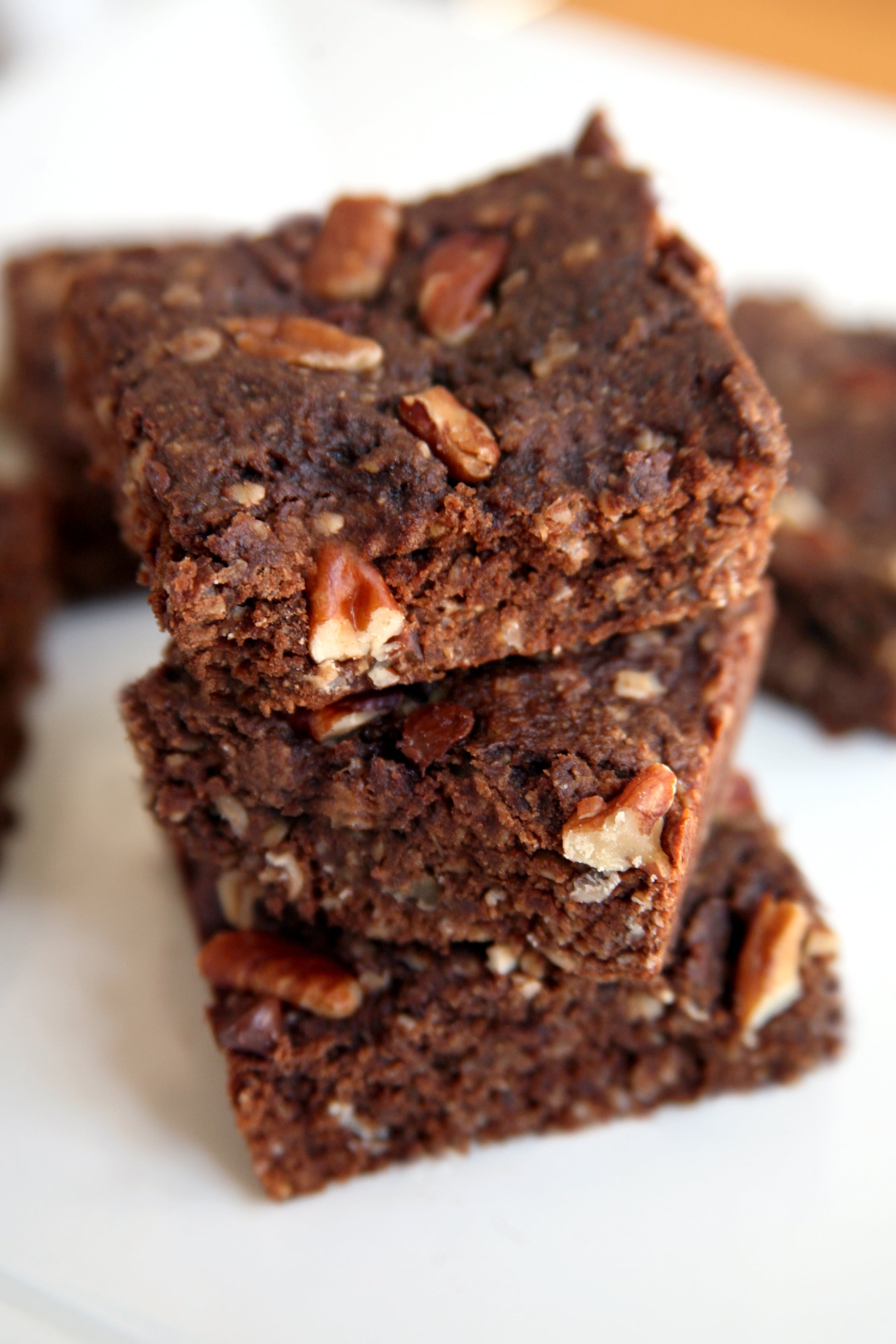 These Low-Calorie Chocolate Brownies Offer a Kick of Protein, Too