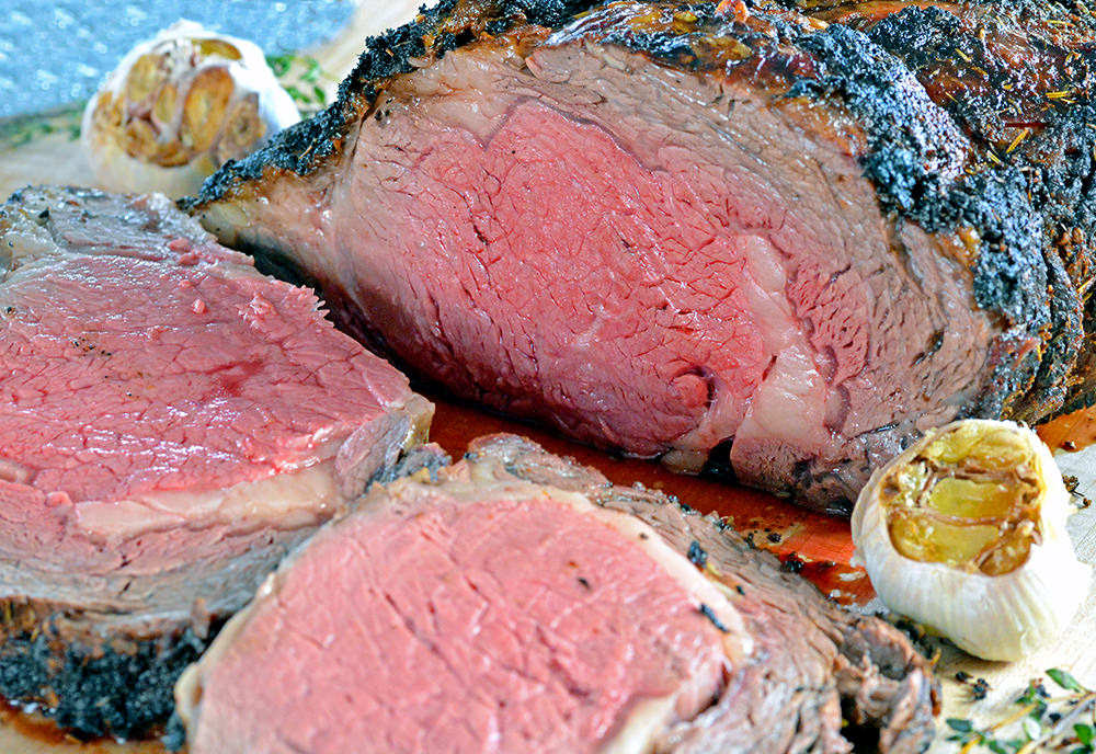 Melt In Your Mouth Prime Rib Roast