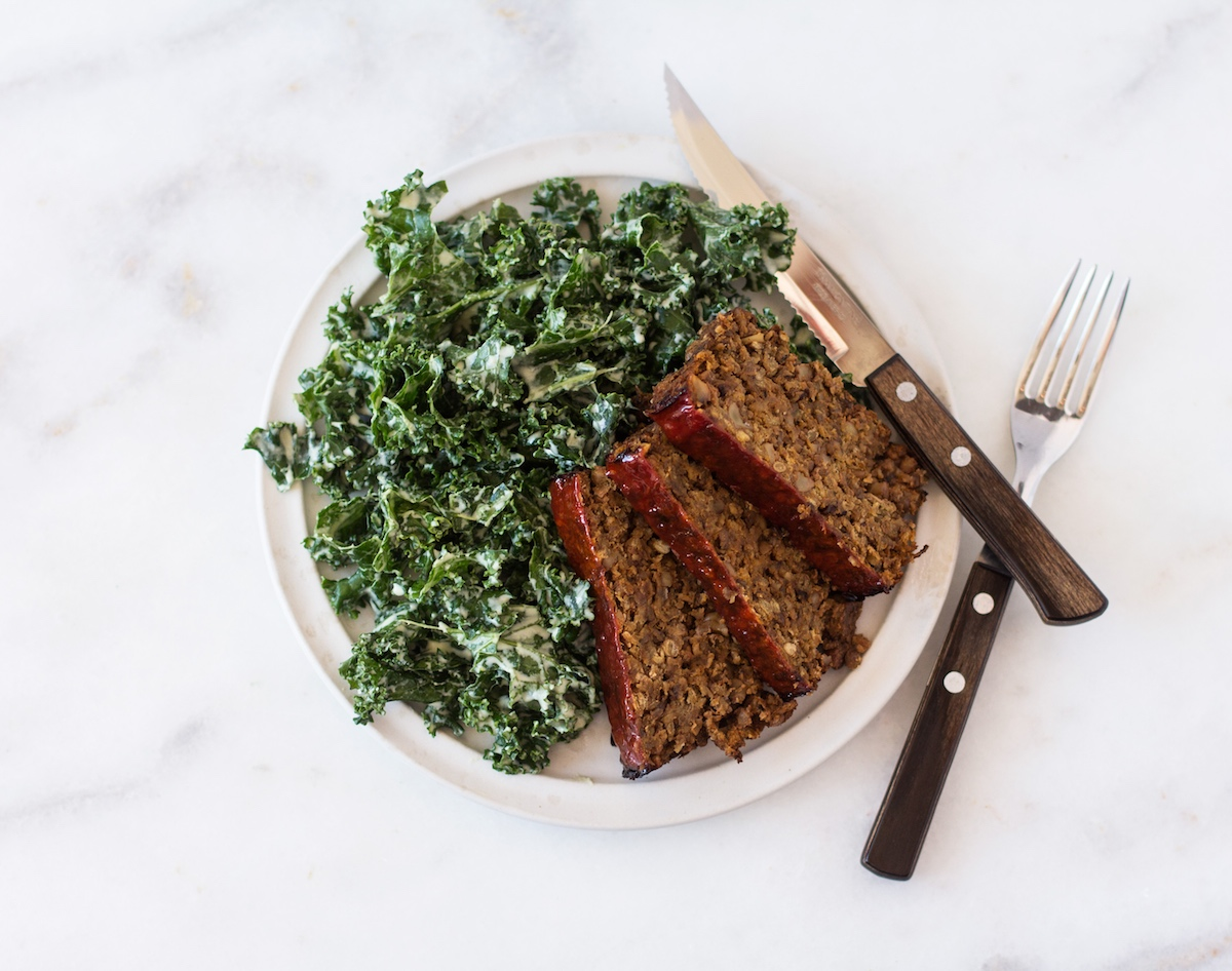 Lynn's Meatloaf — Plant-Strong by Engine 2