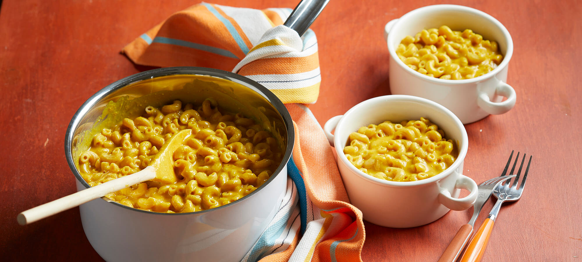 Super Stove-Top Mac and Cheese