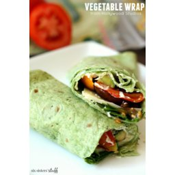 Vegetable Wrap from Hollywood Studios