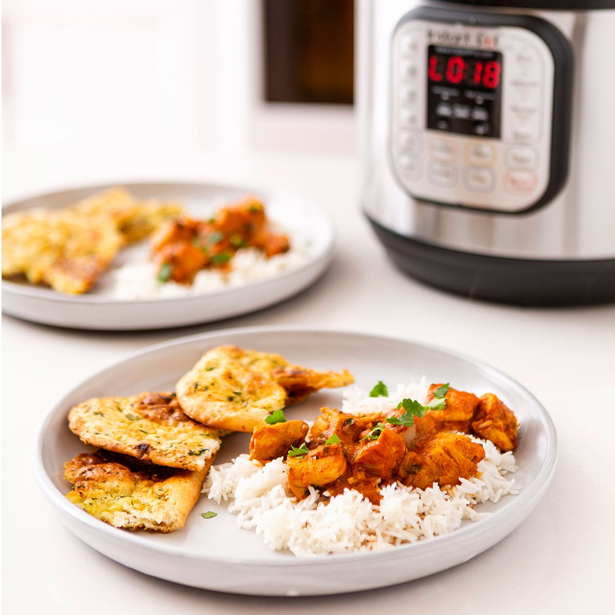 This Instant Pot Indian Butter Chicken Recipe Can Be Yours in Less Than 30 Minutes