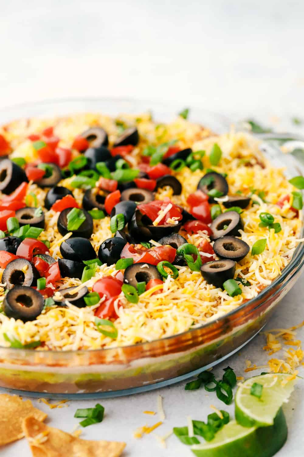 Awesome 7 Layer Dip