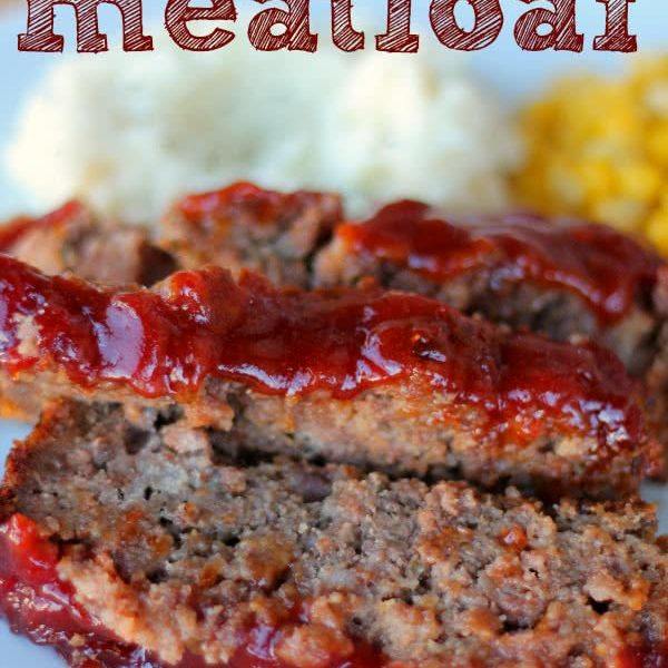 Sweet and Tangy Meatloaf Recipe